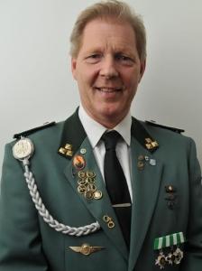 Stefan Sacher, Hauptmann