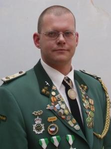 René Pförtner, 1. Schützenmeister