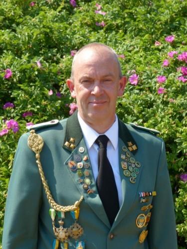Michael Jung, 2. Schützenmeister