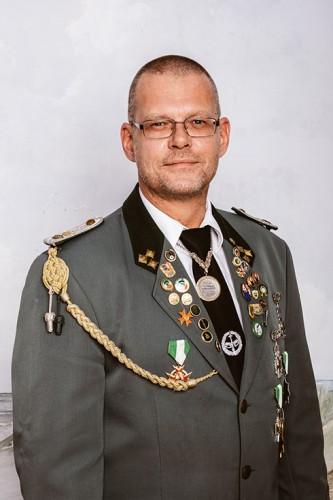 René Pförtner, 2. Schatzmeister