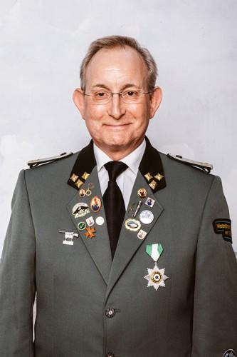 Dietmar Mändle, 4. Schützenmeister