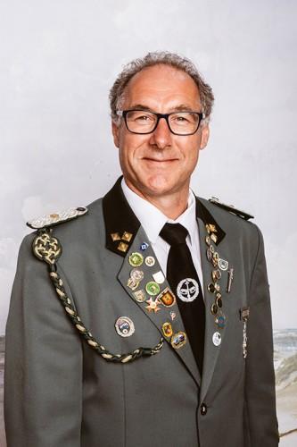 Stefan Petersen, 1. Vorsitzender und Jugendwart