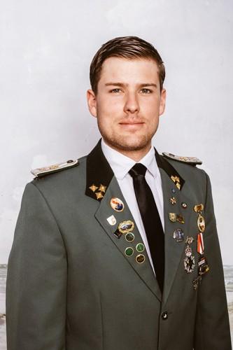 Yannik Lehr, 2. Schützenmeister
